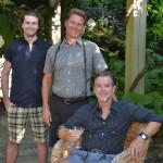 John Sheehy and dads